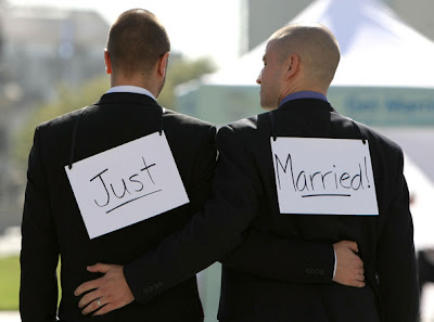 gambar gay kahwin