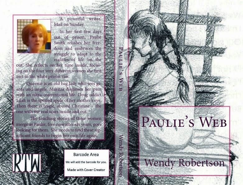 New Design for Paulie's Web