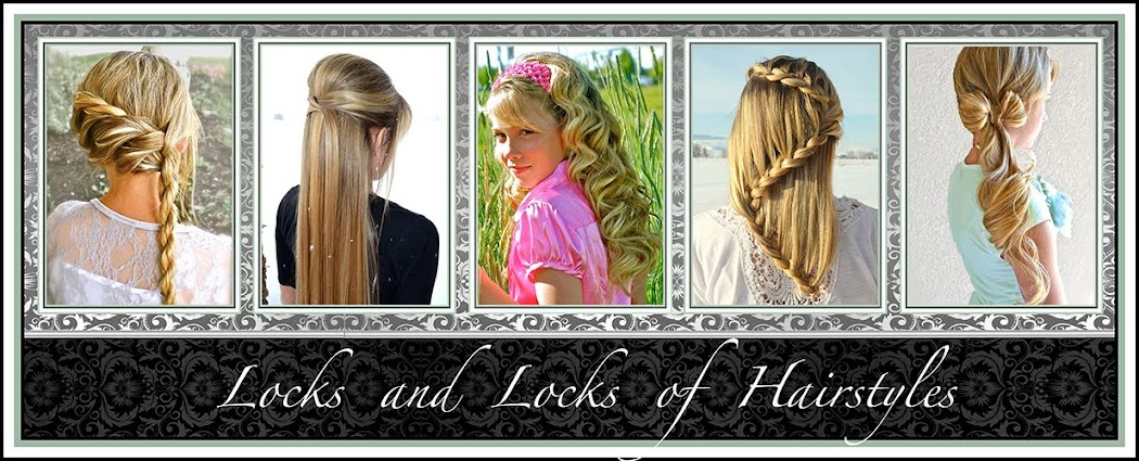 Locks and Locks of Hairstyles