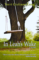 In Leah's Wake book cover by Terri Giuliano Long