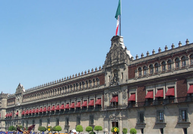 mexico city zocalo travel