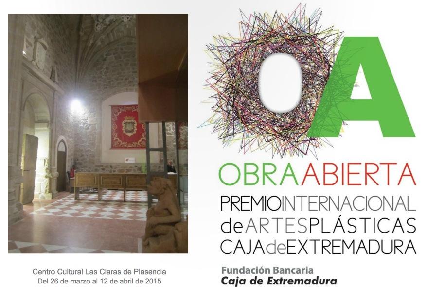 Obra abierta, España, 2015