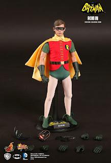 mô hình figures Robin