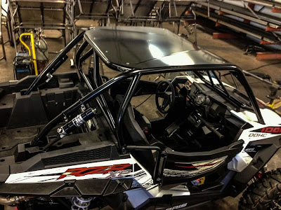 Polaris RZR XP 1000 Roll Cage