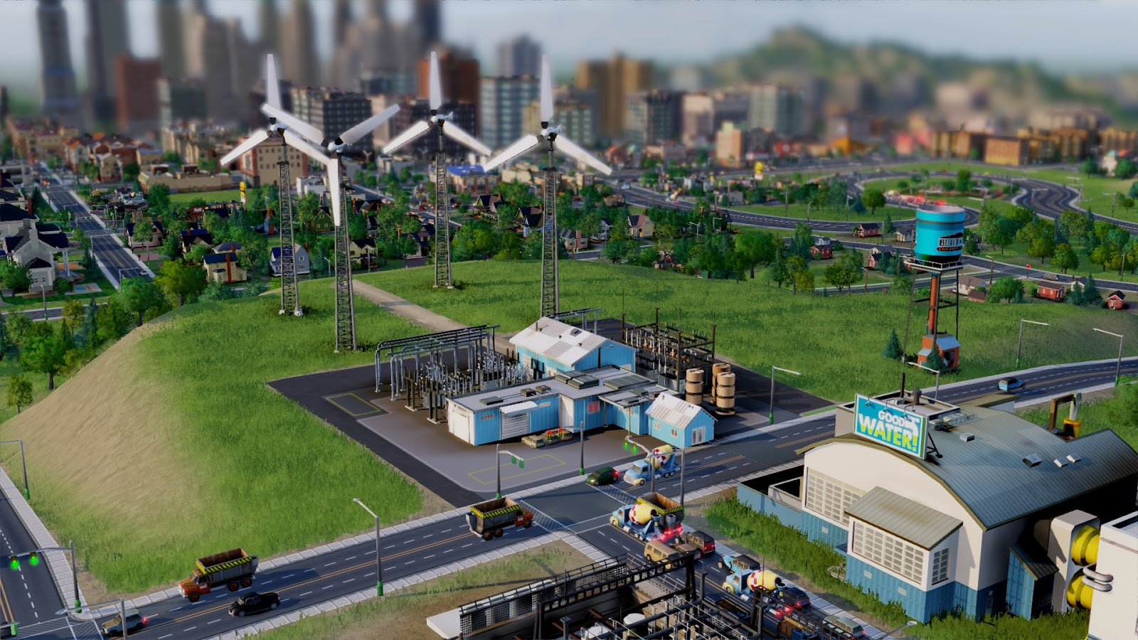 Simcity 5 2013 favorite city builder game goes online for Home builder online free