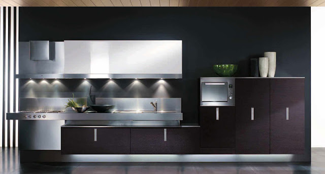 Minimalist Cheap Kitchen Designs Photo