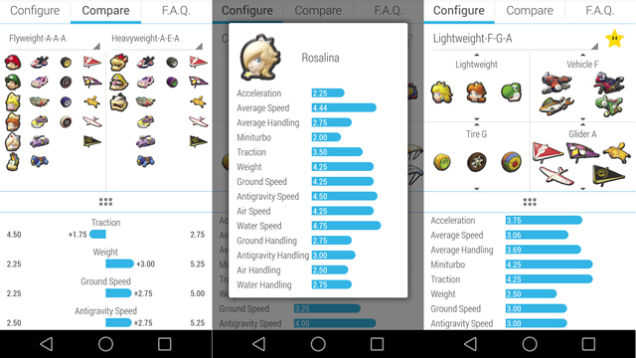 Mario Kart 8 unofficial app