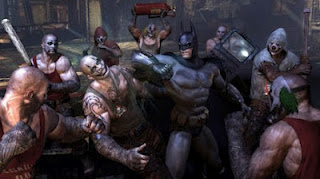 Game Batman: Arkham City - Harley Quinn's Revange