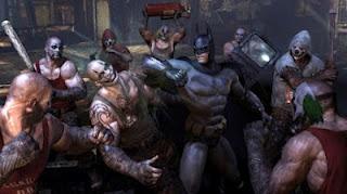 Game Batman: Arkham City - Harley Quinn's Revange