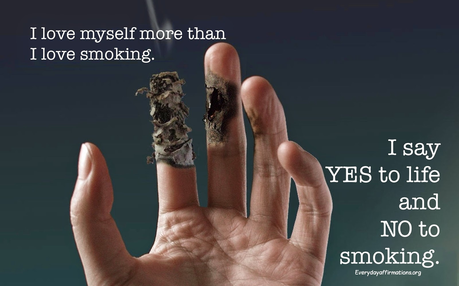 Affirmations for Employees, Daily Affirmations 2014, Affirmations to quit smoking