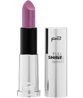 p2 Neuprodukte August 2015 - full shine lipstick 030 - www.annitschkasblog.de