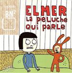 Elmer la peluche qui parle