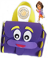 MOCHILA DORA AVENTUREIRA EVA