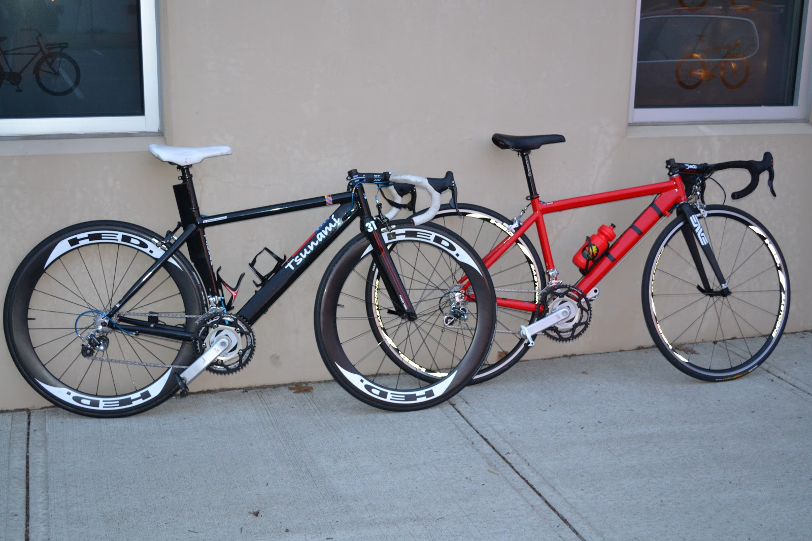 Long and low frames - Bike Forums