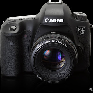Canon EOS 6D Hands-on Preview And Specification
