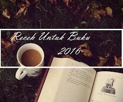 Receh untuk Buku 2016