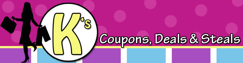 K's Coupons, Deals, and Steals