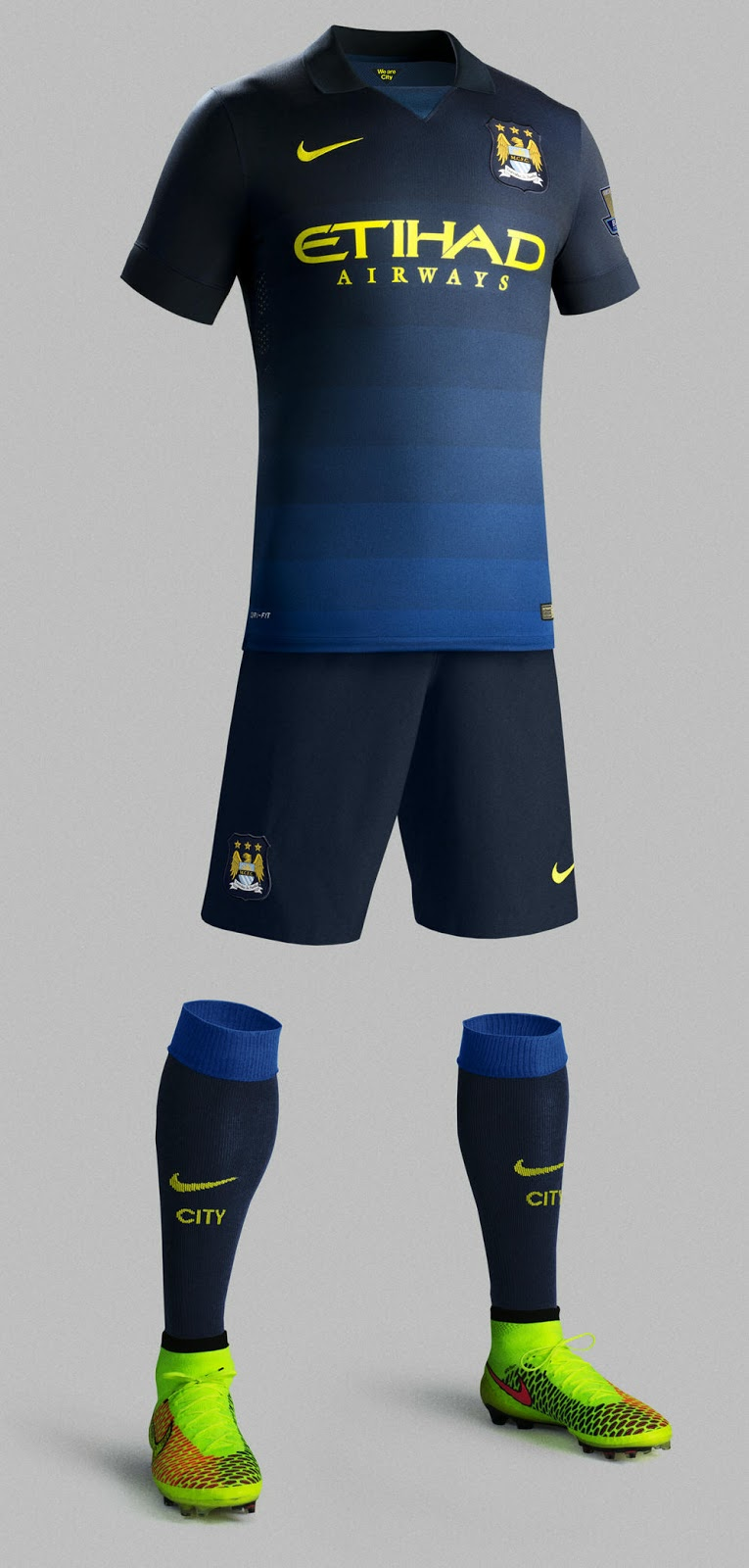 new manchester city 14-15 kits