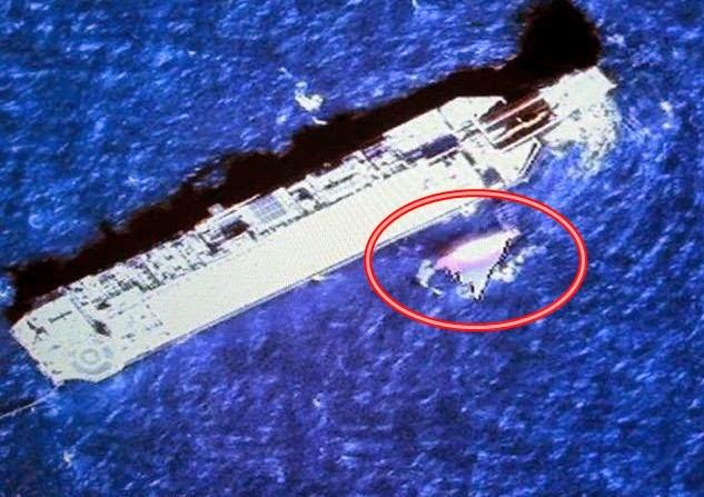 Terkini! Ahli Arkeologi Marin British Pula Dakwa Temui Serpihan MH370