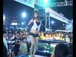 Sexy Coyote Bangkok Motor Show 2011