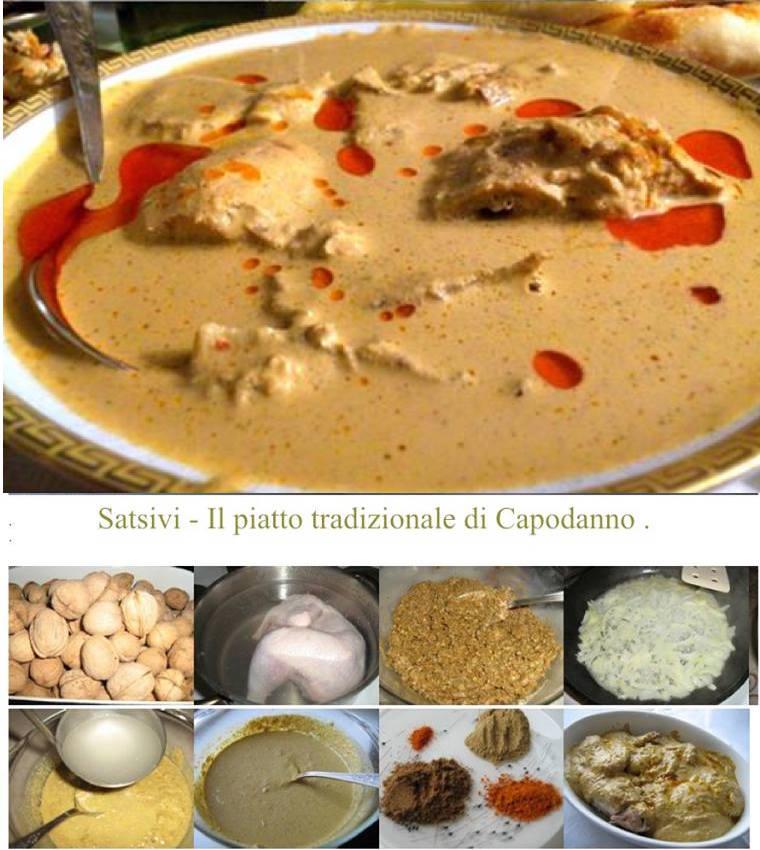 Ricette di cucina georgiane