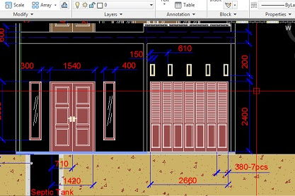 Jasa Desain Drafting gambar teknis AutoCad Solidworks