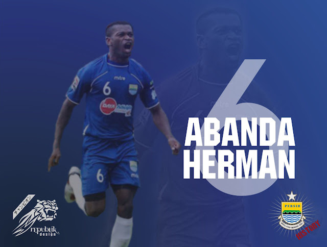 PERSIB History Wallpaper - Abanda Herman