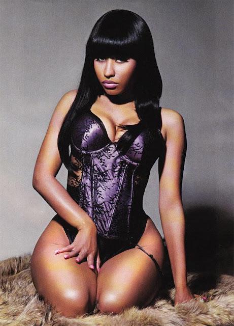 Nicki Minaj Hot