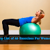 A Top List of Ab Exercises For Women