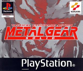 [Lista] Los 15 mejores juegos de la historia de Playstation - Metal Gear Solid