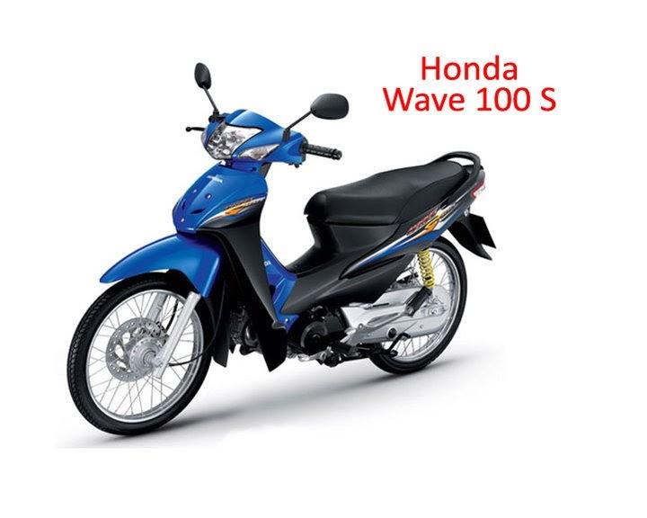 tropicana motorworld honda wave 100