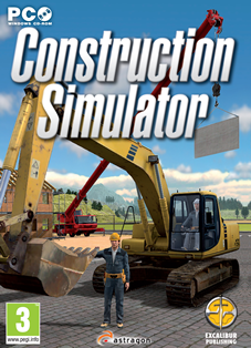 Construction Simulator 2012 - PC (Download Completo)