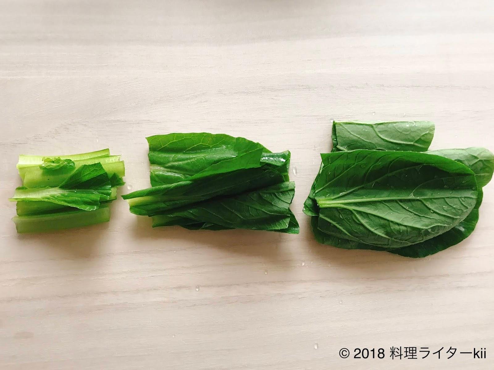 小松菜 レシピ 人気 1位