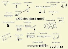 Música, ¿para qué?