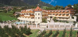 Wellness Hotel Gnaid in Dorf Tirol