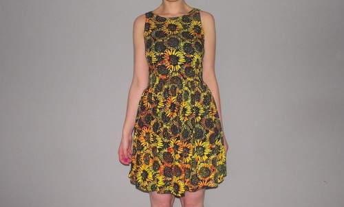 sunflower-dress
