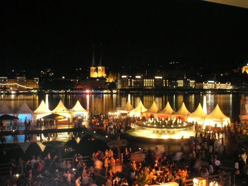 أجمل المعالم السياحية في مدينة لوسيرن