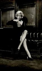 I adore Marilyn Monroe