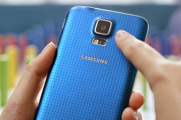Smart Samsung Galaxy S5