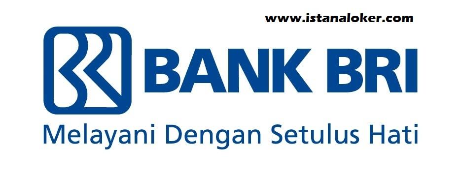 Lowongan Kerja PT Bank Rakyat Indonesia (Persero), Tbk