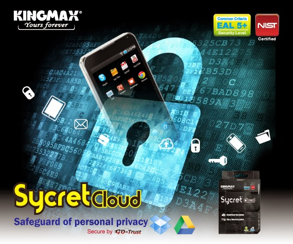 KINGMAX Sycret Cloud