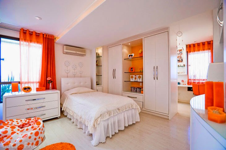 Dise o de habitaciones juveniles y femeninas decoraci n for Diseno de hogar