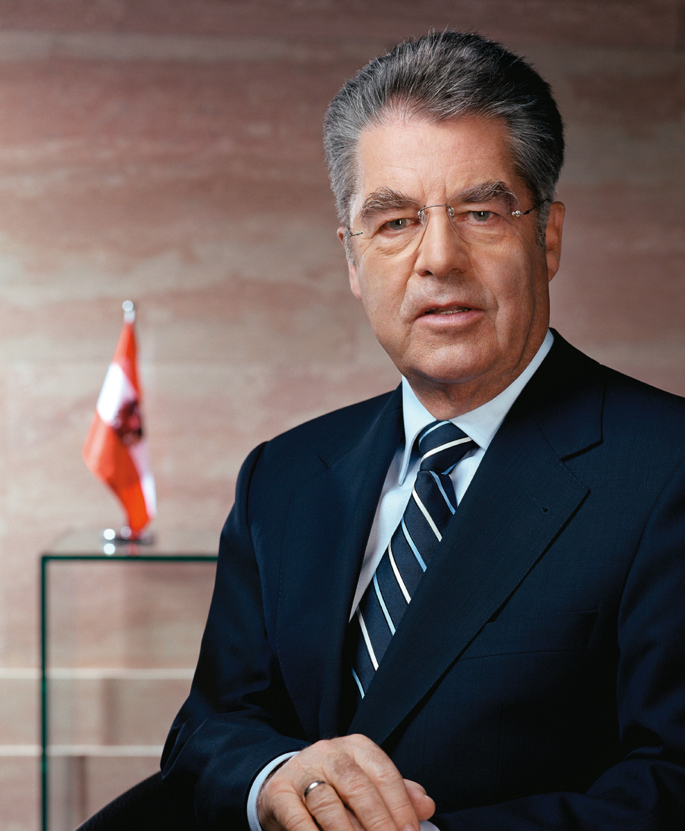 Heinz Fischer Net Worth