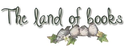 Logo The land of books