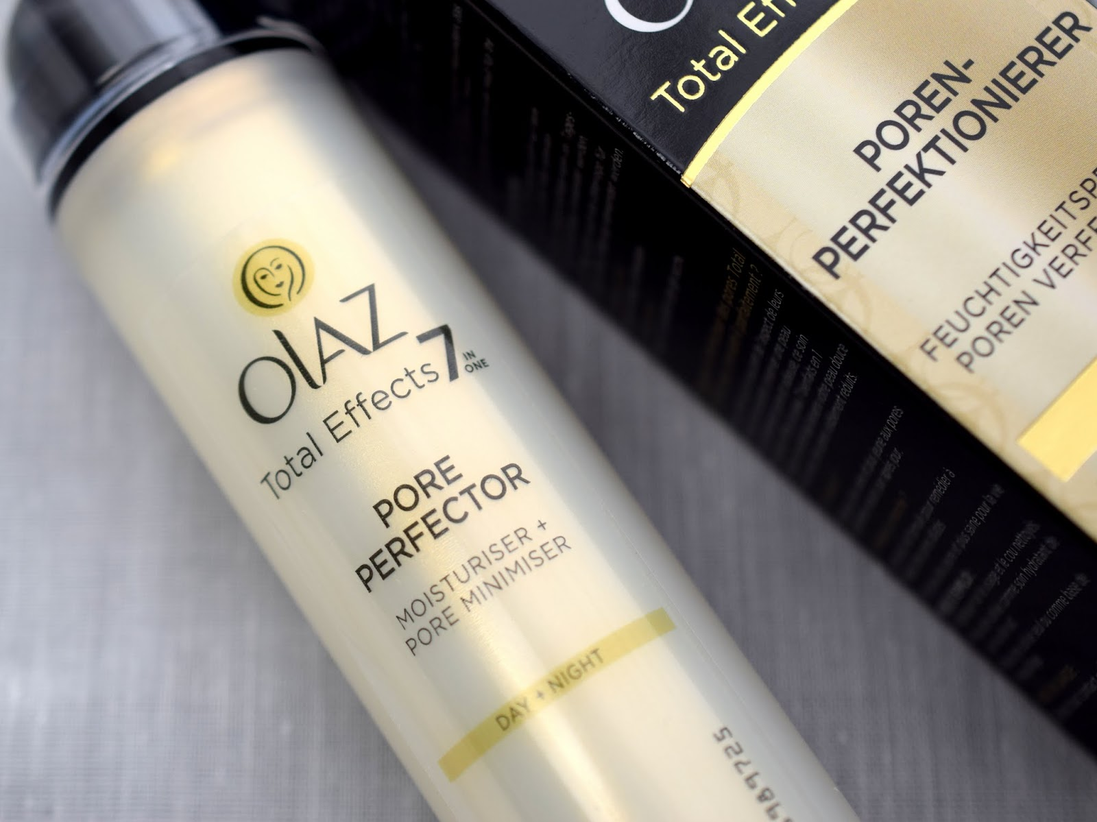 Beauty-Test: Olaz Total Effects 7 in one Poren-Perfektionierer