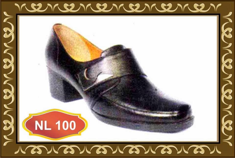 sepatu kulit suede