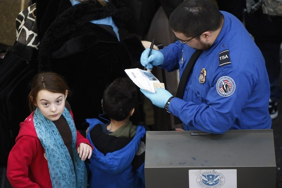 Congresswoman: TSA Hiring Pedophiles To Conduct Pat Downs %252Btsa%2Byoung%2Bchildren 01