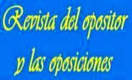 Revista del opositor y las oposiciones