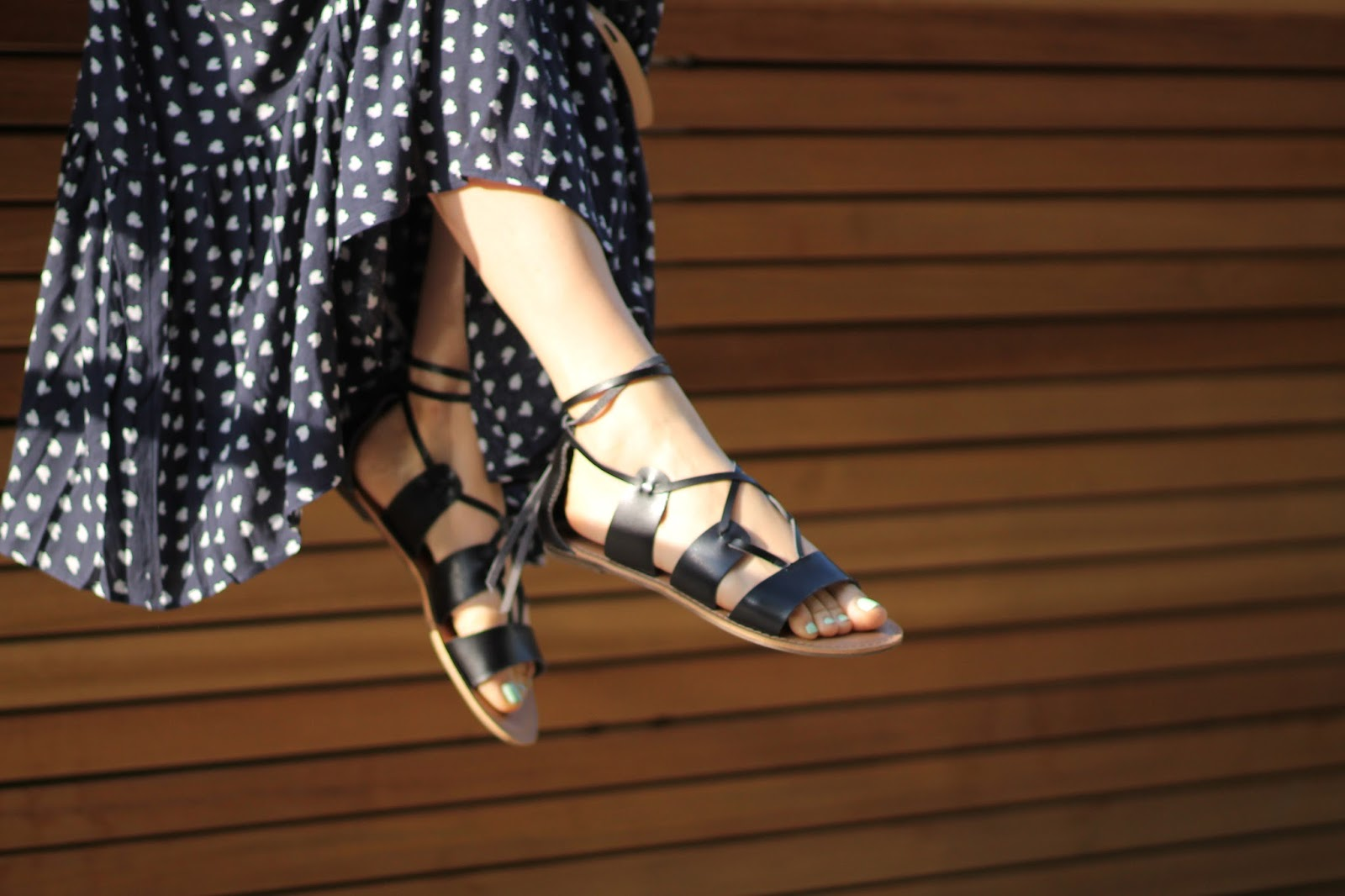 Black sandals old navy - Old Navy Lace Up Sandals
