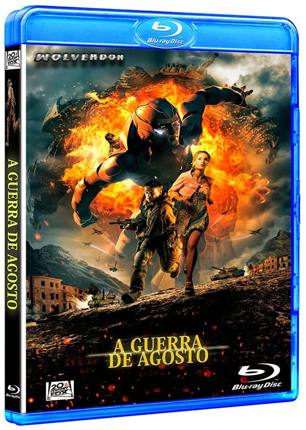 Capa do Filme A Guerra de Agosto (2014) Torrent Dublado